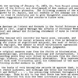 Minutes, 1963-05-15. Conten...