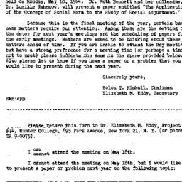 Correspondence, 1964-05-07....