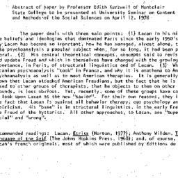 Correspondence, 1978-03-30....