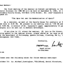Correspondence, 1982-05-28....