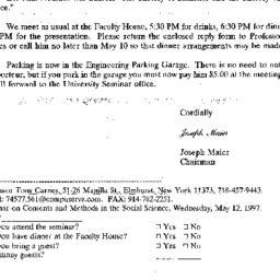 Correspondence, 1996-04-22....