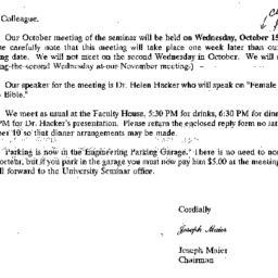 Correspondence, 1997-09-24....