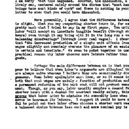 Correspondence, 1949-05-05....