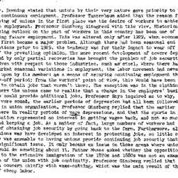 Minutes, 1948-11-18. Labor,...