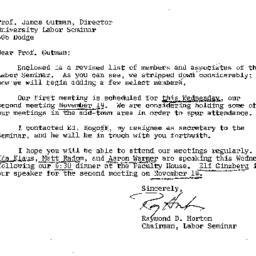 Correspondence, 1974-10-21....