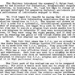 Minutes, 1958-04-22. Develo...