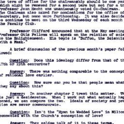 Minutes, 1963-04-17. Eighte...