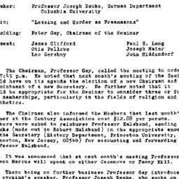 Minutes, 1967-04-19. Eighte...