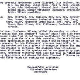 Minutes, 1969-04-10. Eighte...