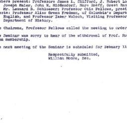 Minutes, 1971-01-14. Eighte...