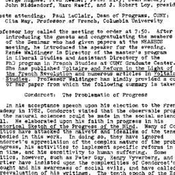 Minutes, 1982-10-14. Eighte...