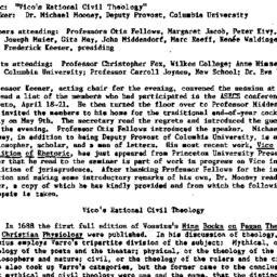 Minutes, 1985-04-25. Eighte...