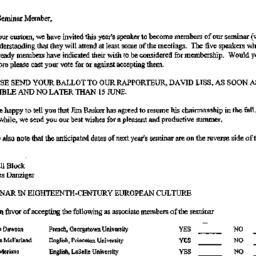 Handouts, 1997-05-20. Eight...