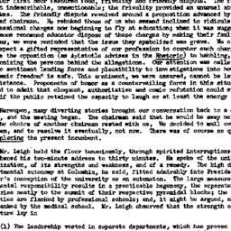 Minutes, 1953-02-20. Higher...