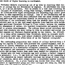 Minutes, 1952-11-07. Higher...