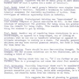 Minutes, 1954-11-02. Organi...