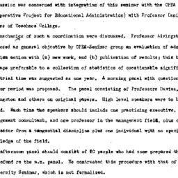Minutes, 1955-10-03. Organi...