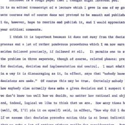 Speaker's paper, 1959-11-20...