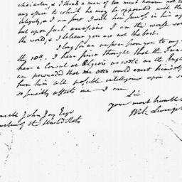 Document, 1790 January 20