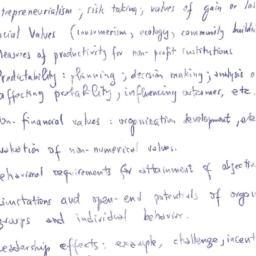 Background paper, Organizat...