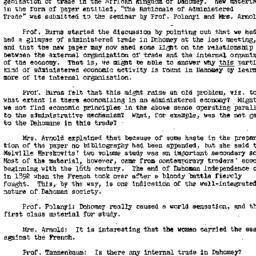 Minutes, 1954-01-13. Social...