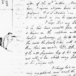 Document, 1783 January 08
