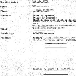 Background paper, 1971-05-1...