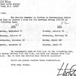 Correspondence, 1982-05-08....