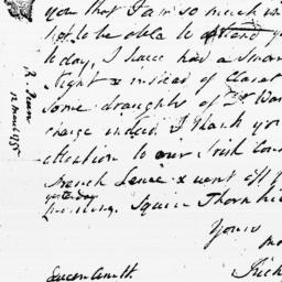 Document, 1795 March 12