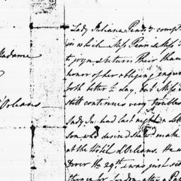 Document, 1783 April 01
