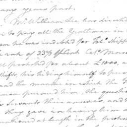 Document, 1779 September 27