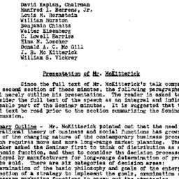 Minutes, 1957-05-13. Econom...