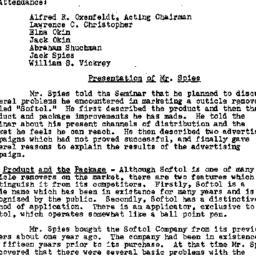 Minutes, 1958-03-25. Econom...