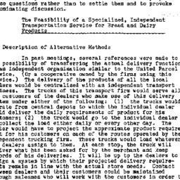 Speaker's paper, 1961-02-21...