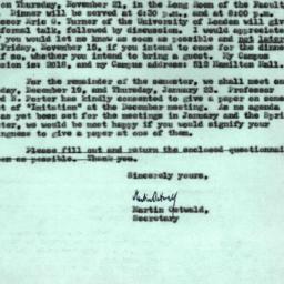 Correspondence, 1957-11-08....