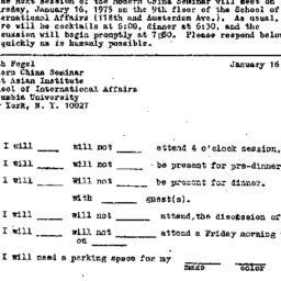 Announcements, 1975-01-03. ...