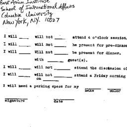 Announcements, 1975-02-06. ...