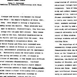 Speaker's paper, 1995-05-11...
