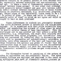 Minutes, 1958-01-07. Scienc...