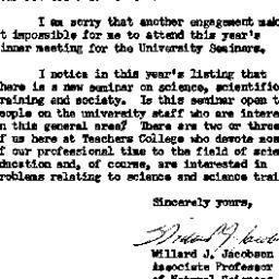 Correspondence, 1959-03-16....