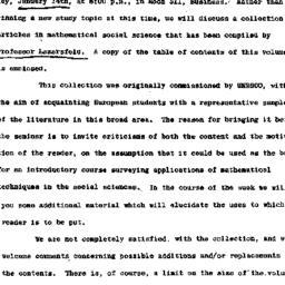 Announcements, 1964-01-03. ...