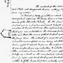 Document, 1775 January 26