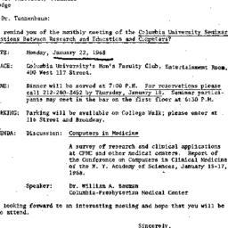 Correspondence, 1968-01-09....