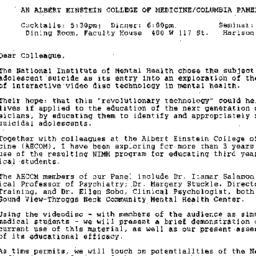 Announcements, 1993-05-27. ...