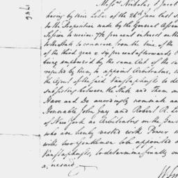 Document, 1786 September 19