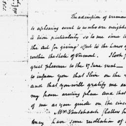 Document, 1791 March 28