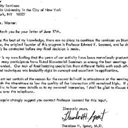 Correspondence, 1980-06-25....