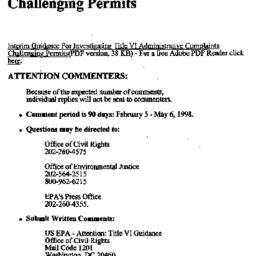 Handouts, 1998-10-07. Legal...
