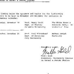 Correspondence, 1981-10-06....