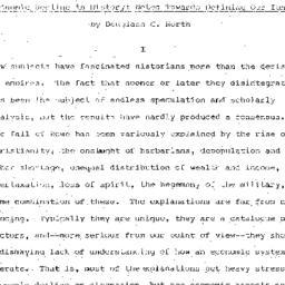 Speaker's notes, 1973-12-20...